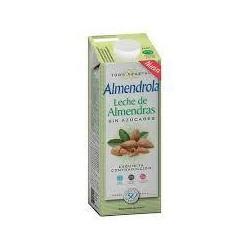 LECHE DE ALMENDRAS  ALMENDROLA S/AZUC.1L