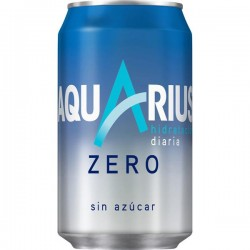 AQUARIUS ZERO LATA 33CL