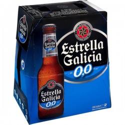 CERVEZA E.GALICIA 0.0 BOT.25CL P-6