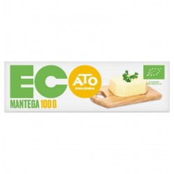 MANTEQUILLA ATO ECOLOGICA 100 GRS