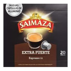 CAFE SAIMAZA EXT.FUERTE 20CAP
