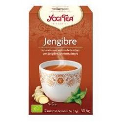 TEA YOGI JENGIBRE BOLSITAS