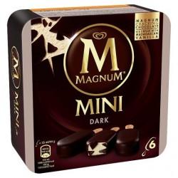 HELADO MAGNUM MINI DARK CHOCOLATE
