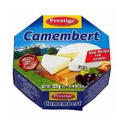 QUESO CAMEMBERT 125 GRS WESFALIA