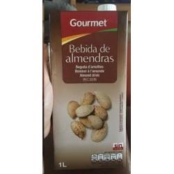 BEBIDA GOURMET ALMENDRA 1L