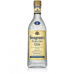 GINEBRA SEAGRAM'S EXTRA DRY