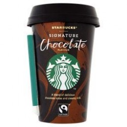 STARBUCKS DISCOVERIES SIGNATURE CHOC 220