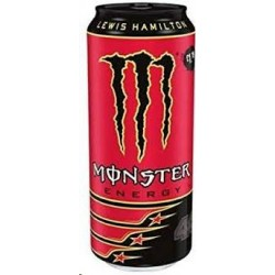 BEBER ENERG.MONSTER HAMILTON 50CL
