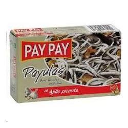 PAYULAS AL AJILLO PICANTES PAY