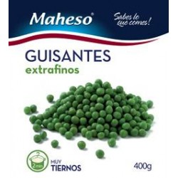 GUISANTES EXTRAS 400 GRS MAHESO
