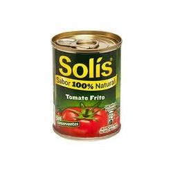 TOMATE FRITO SOLIS MINOR 140GR