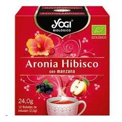 INFU.YOGI ARONIA HIBISCUS 21.6G