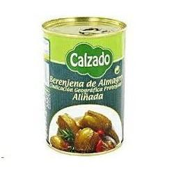 BERENJENAS DE ALMAGRO CALZADO 390 G