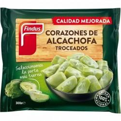 ALCACHOFA FINDUS TROCEADAS  300G