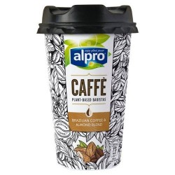 CAFE ALPRO ALMOND