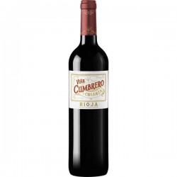 VINO VIÑA CUMBRERO CZA.75CL
