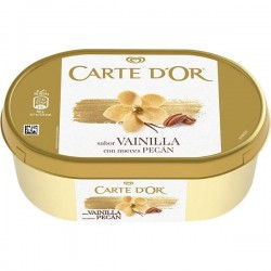 HELADO CARTE D´OR NUEZ PECAN 750 ML