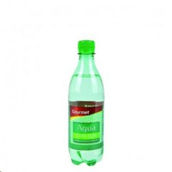 PACK6 AGUA GOURMET MINERAL C/GAS 50CL