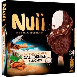 HELADO NUII CHOCO NEG./ALMEN.90ML