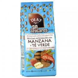 DELICIAS DE MANZANA Y TE VERDE 1475 GRS