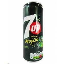 7 UP MOJITO 330 ML