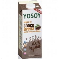 BEBIDA YOSOY CHOCO AVENA 1L