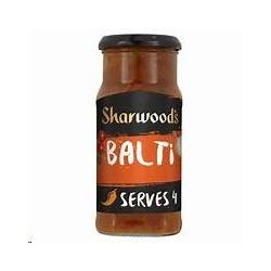 SALSA BALTI 420G SHARWOODS
