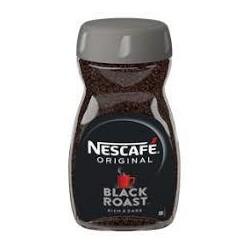 NESCAFE CLASSIC BLACK ROAST 200 GRS