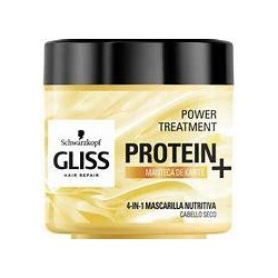 MASCARILLA GLISS KARITE PROTEINA 400 ML