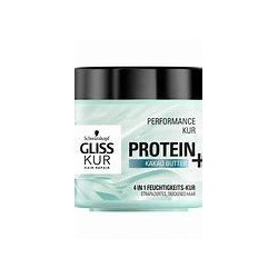 MASCARILLA GLISS  PROTEINA CACAO 400 ML