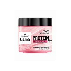 MASCARILLA GLISS  PROTEINA+BRILLO 400 ML