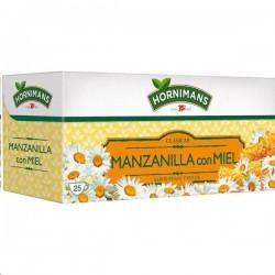INFUSION HORNIMANS MANZANILLA C/ MIEL 25