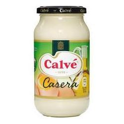 MAYONESA CALVE CASERA 450ML