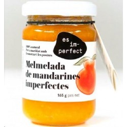 MELMELADA MANDARINES IMPERFECTES 160 GRS