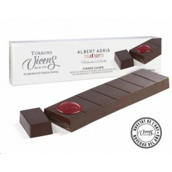 TURRON VICENS SACHER NAT.30GR