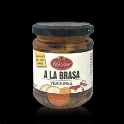 VERDURAS A LA BRASA 180GRS FERRER