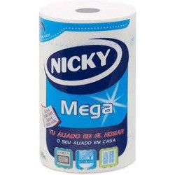 PAPEL DE COCINA NICKY COMPACTO