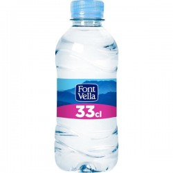 AGUA FONT VELLA 33CL.