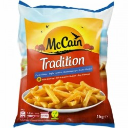 PATATAS MCCAIN TRADITION 1 K