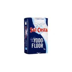 SAL COSTA CON YODO- FLUOR 1 KGR