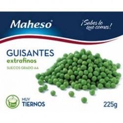 GUISANTES EXTRAFINOS 225 GR MAHESO